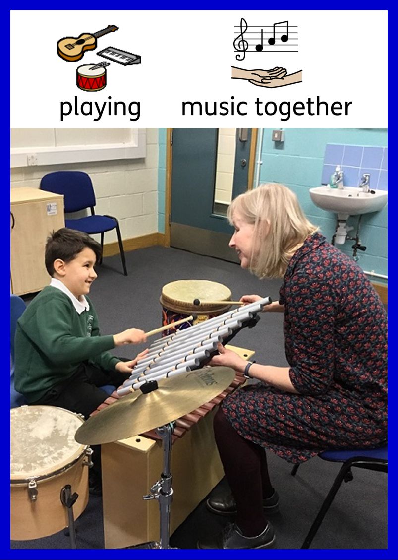 Playing Music Together