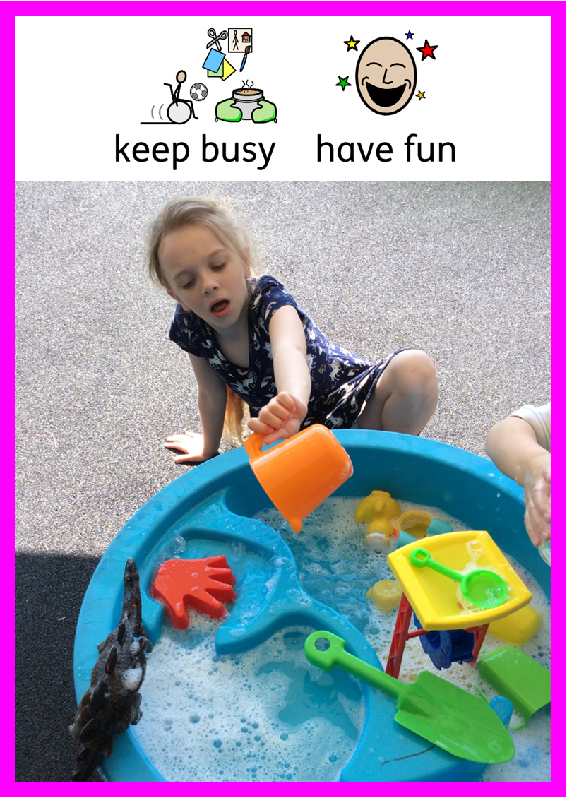 Keep Busy Have Fun